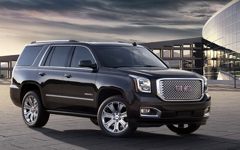 GMC Yukon large SUV